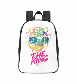 The King Back Pack Canvas Backpack