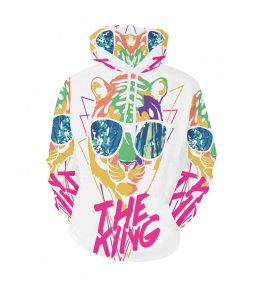 The King Men's All Over Print Hoodie