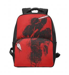Black Ninja Laptop Backpack
